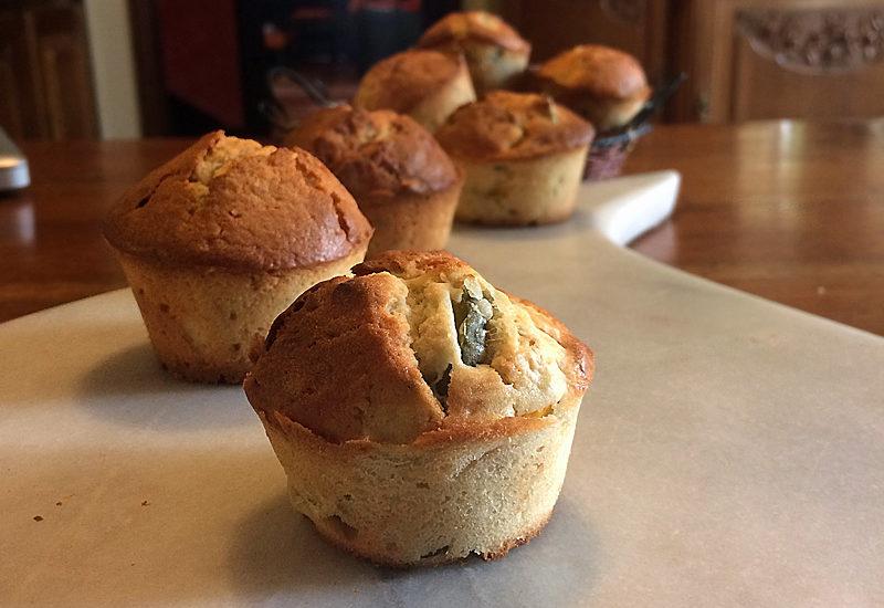 Oh des muffins ! ... C'est fermenté ?